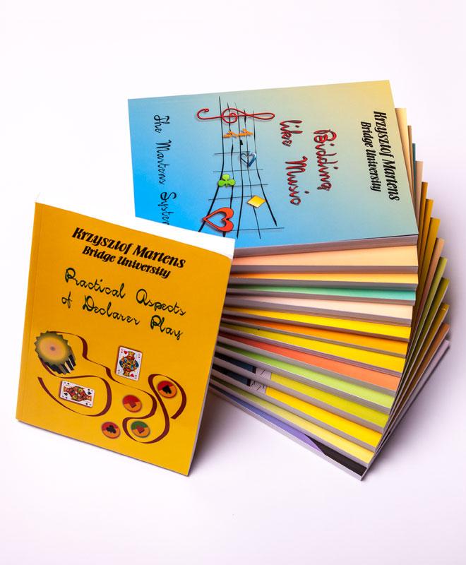 Arranged set of 15 books